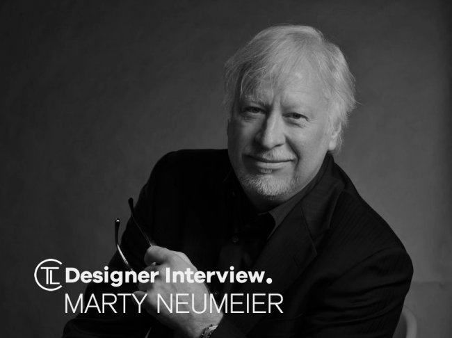 Marty Neumeier Designer Interview.