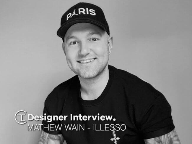 Mathew Wain Designer Interview