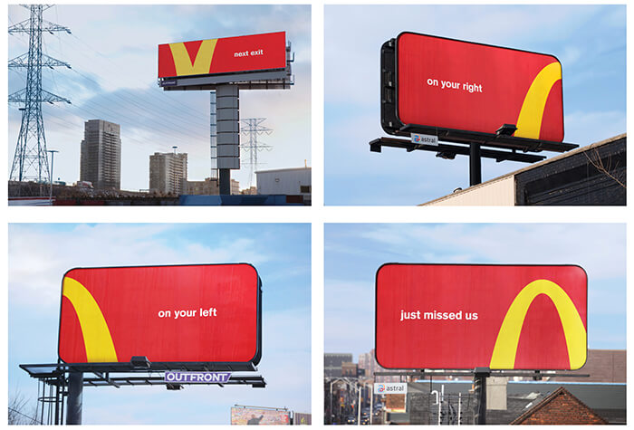 McDonalds Engaging Content Strategy