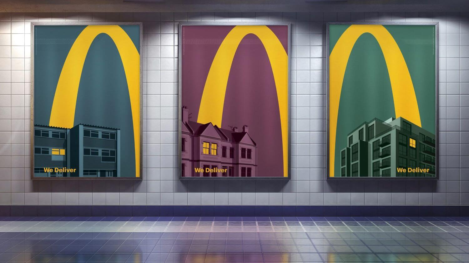 Mcdonalds - The Most Iconic Logos of The 20th Century