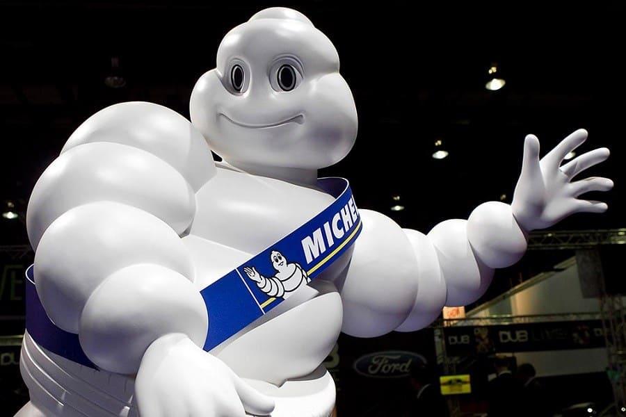 Michelin Logo Design