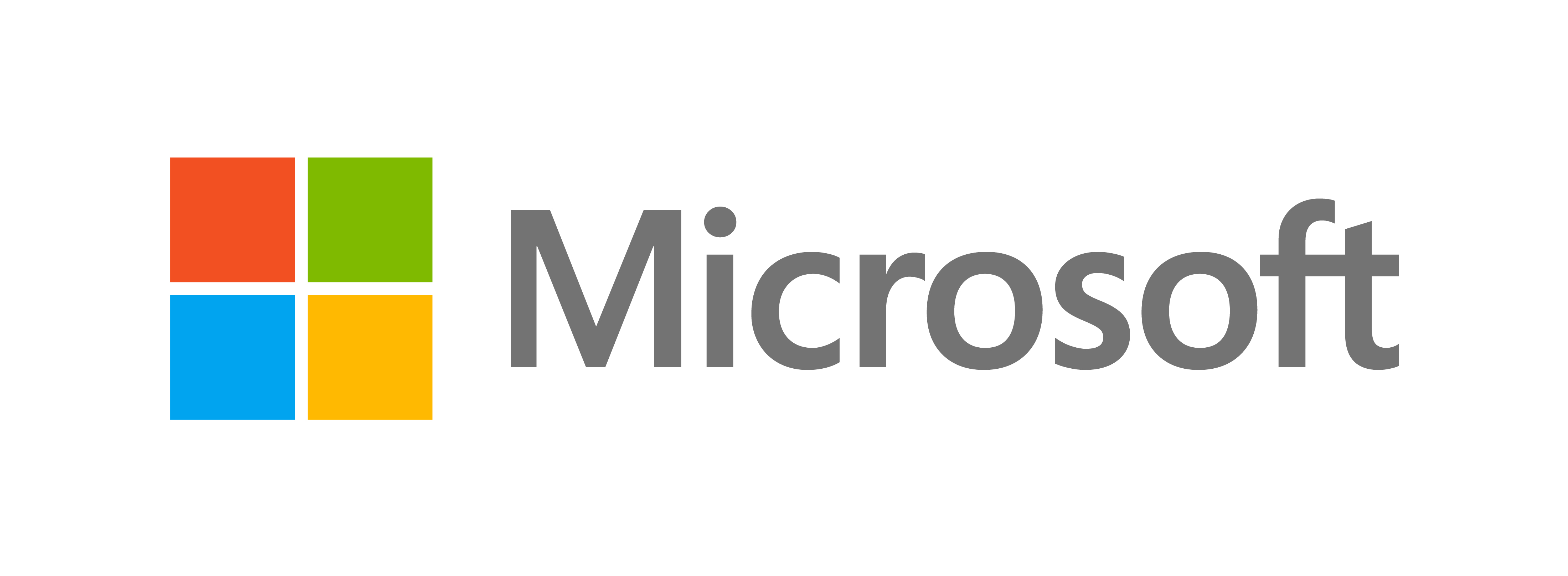 Microsoft Logo - 5 Stories Which Prove That A Great Logo Can Be Created on A Budget