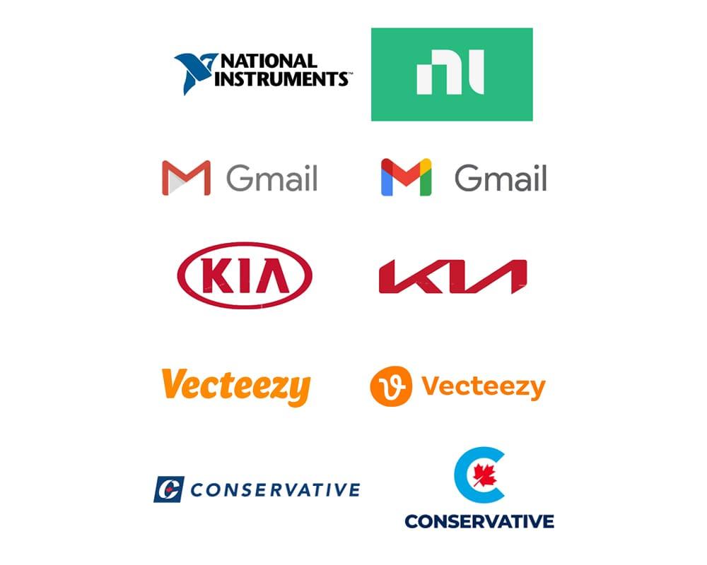 Monogram Logo Design 2021. (1)