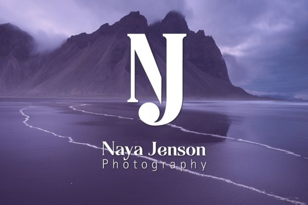Naya Jenson Photography Logo Design - The Logo Creative