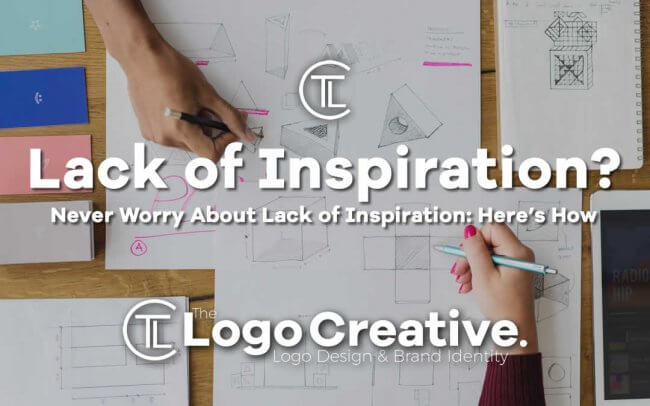 Never Worry About Lack of Inspiration: Here's How