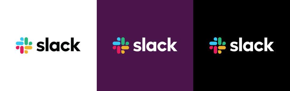 New Slack Logo