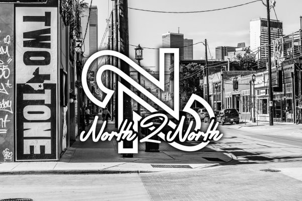 North 2 North Clothing Logo Design - The Logo Creative