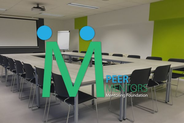 Peer Mentors Mentoring Foundation Logo Design - The Logo Creative