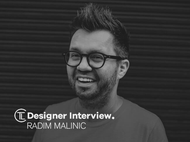Radim Malinic Designer Interview