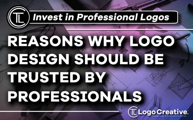Reasons Why Logo Design Should Be Trusted to Professionals