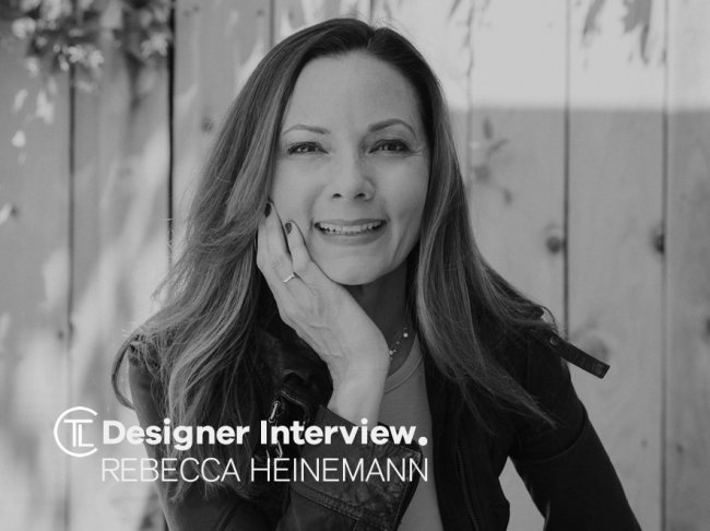 Rebecca Heinemann Designer Interview