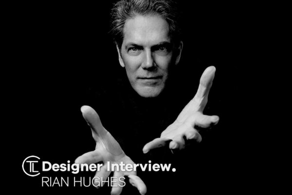 Designer Interview With Rian Hughes