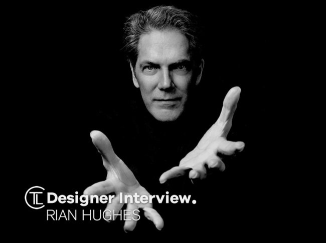Rian Hughes Designer Interview