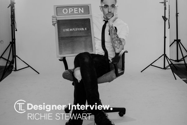 Designer Interview With Richard Stewart