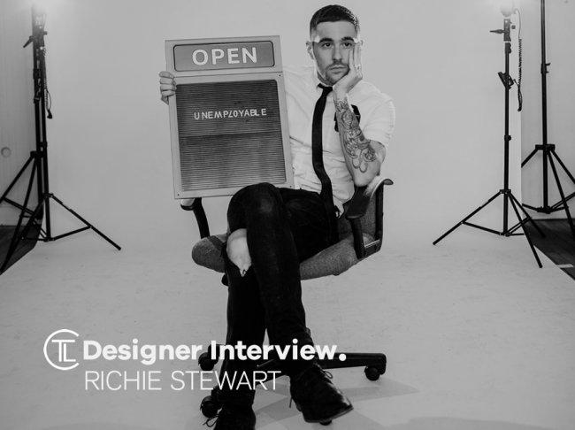 Designer Interview With Richard Stewart