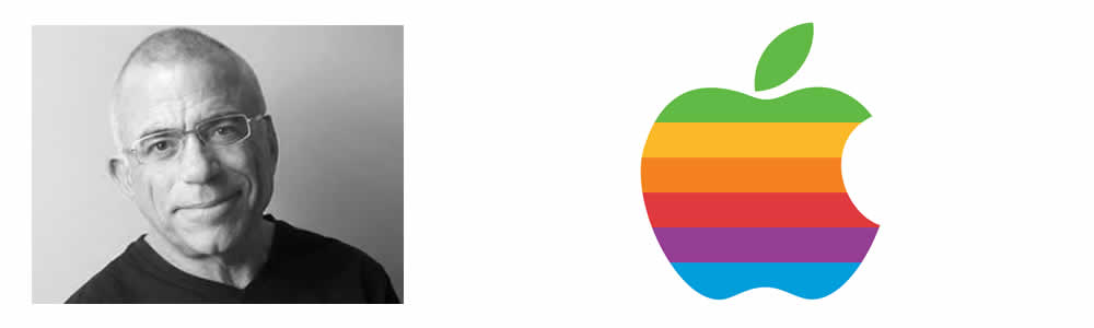 Rob Janoff - Apple Logo - Famous Logo Designers and Their Distinctive Style