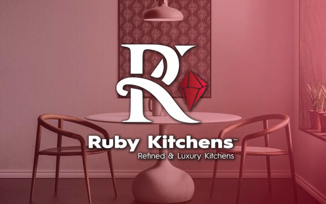 Ruby Kitchens Logo Design - The Logo Creative