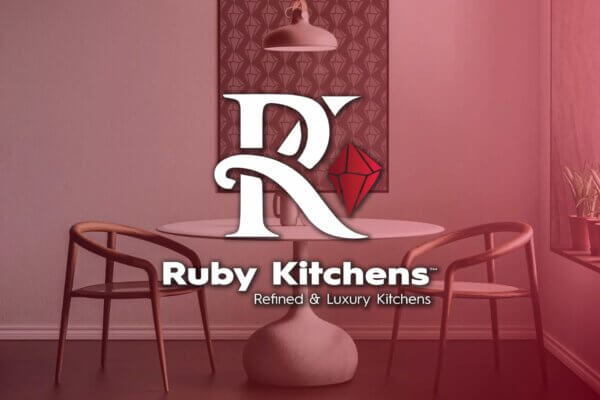 Ruby Kitchens Logo Design - The Logo Creative