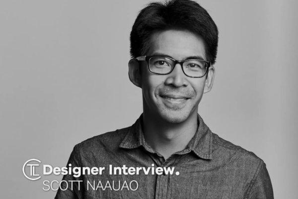 Designer Interview With Scott Naauao