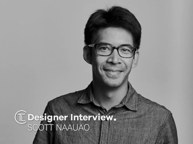 Scott Naauao Designer Interview