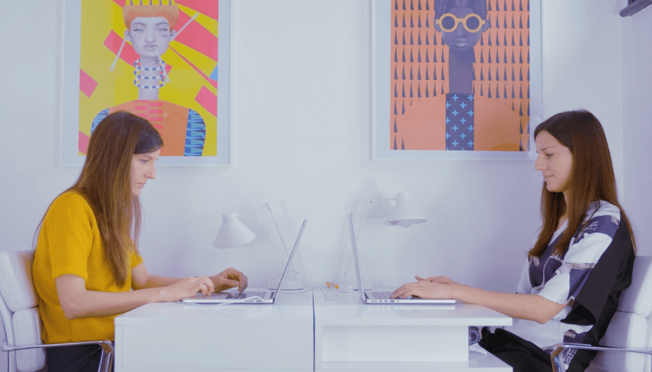 Eva & Marta Yarza Designer Interview