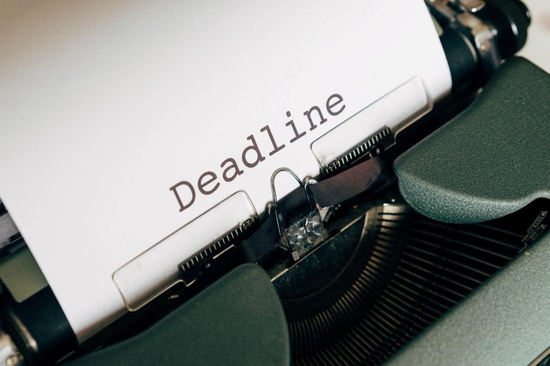 Set a Deadline and Budget - Writing a Brand Design Brief - 9 Essential Steps