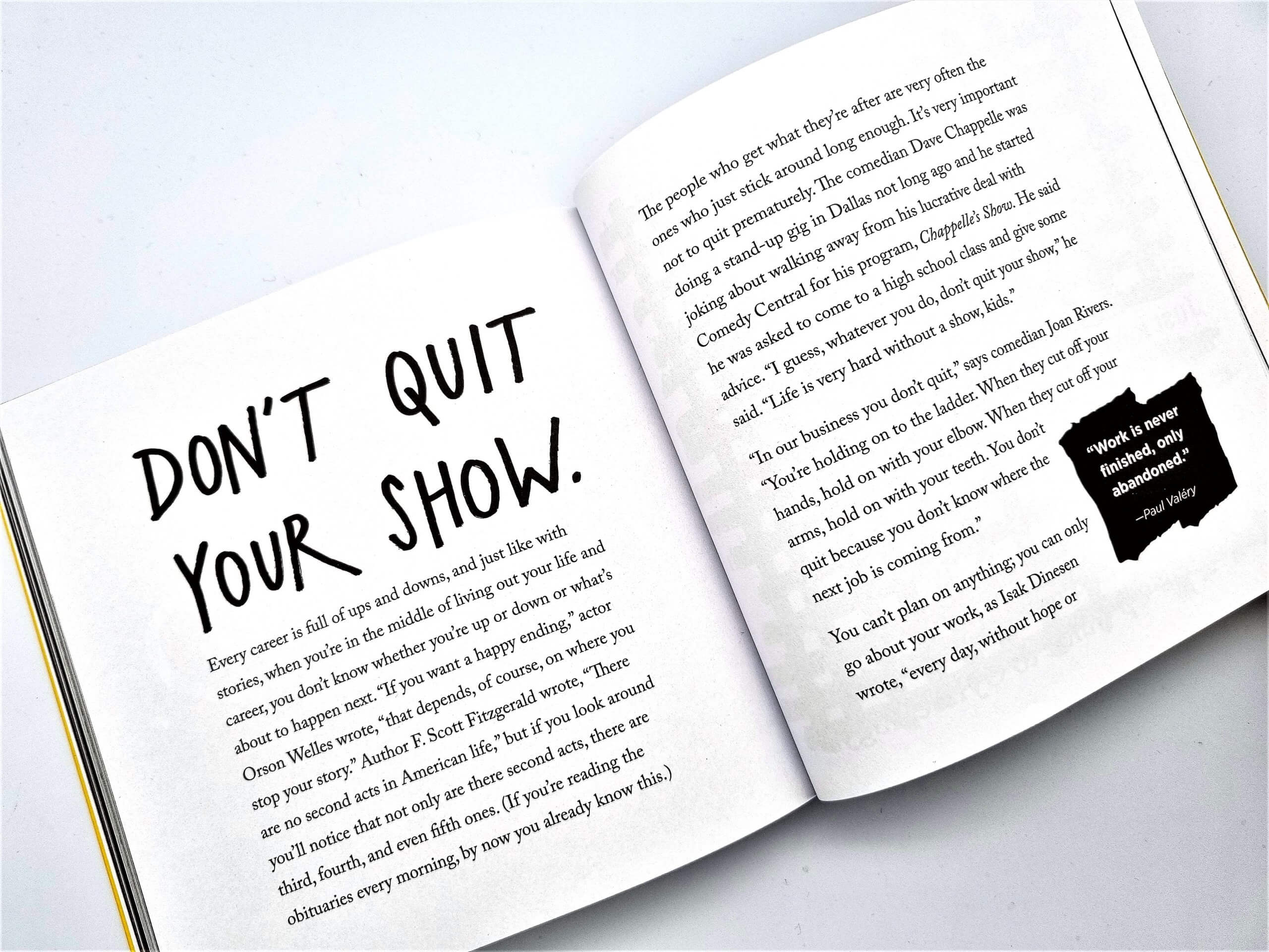 Show Your Work by Austin Kleon - Book Review - The Logo Creative (11)