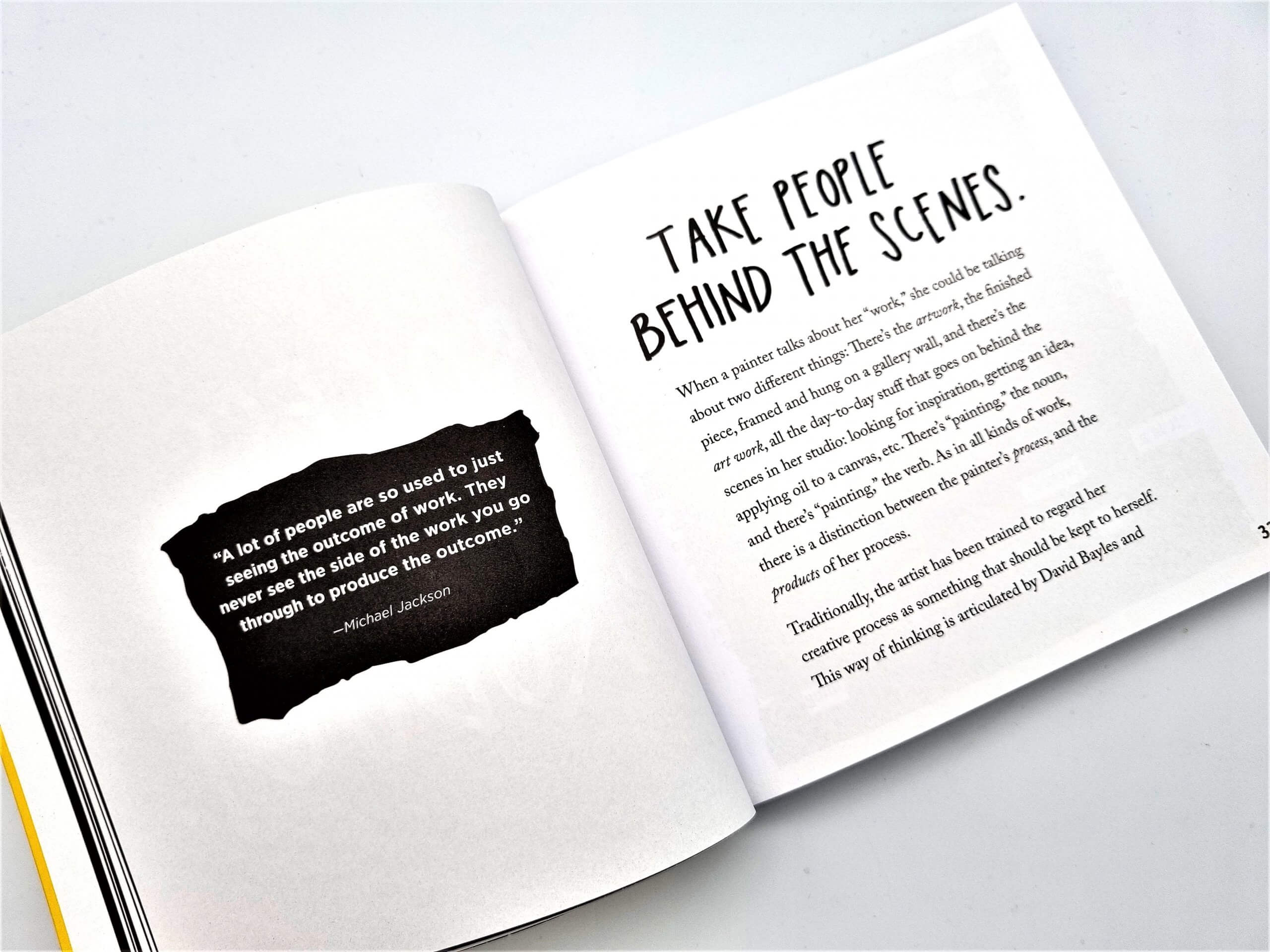 Show Your Work by Austin Kleon - Book Review - The Logo Creative (5)