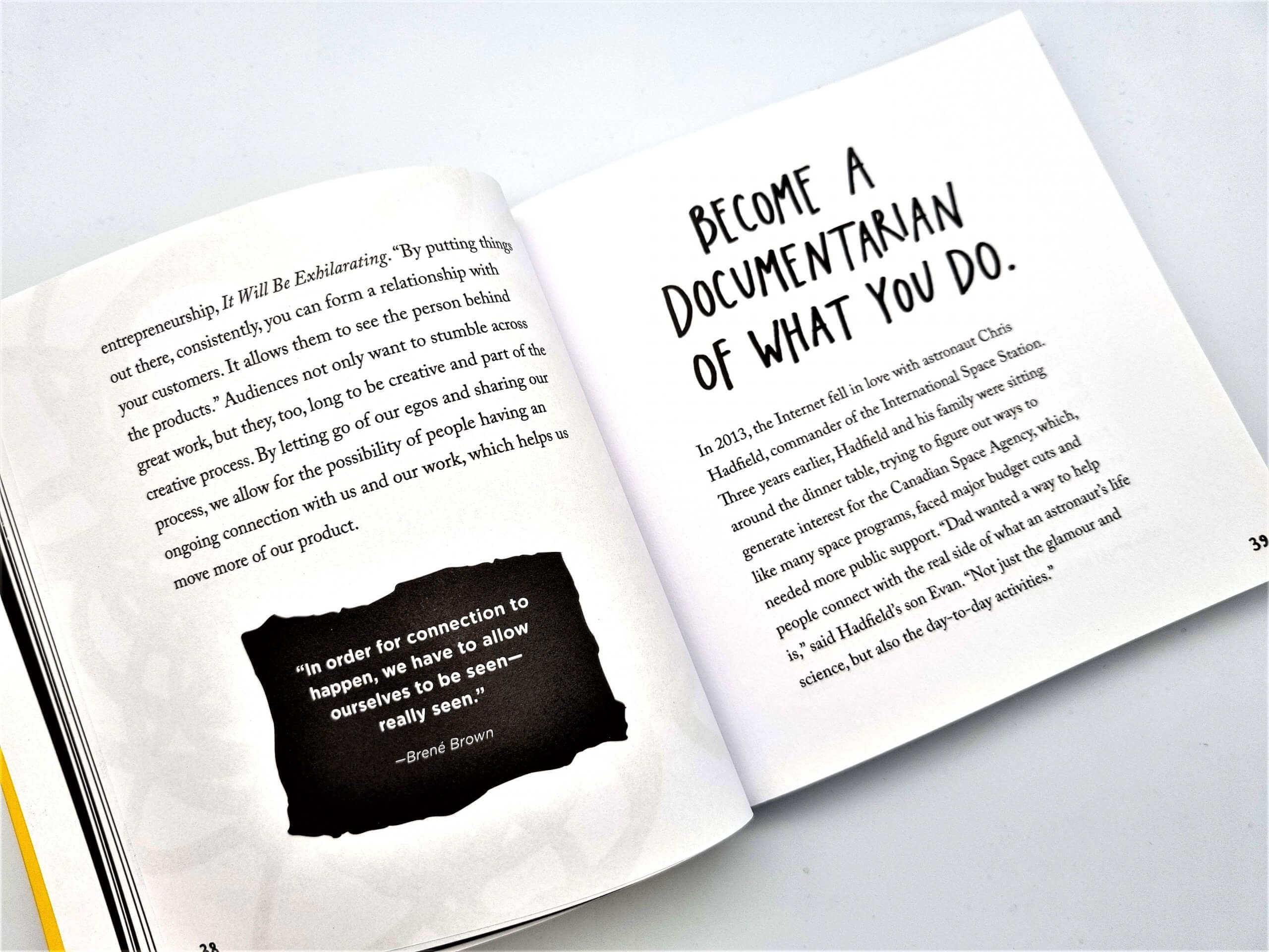 Show Your Work by Austin Kleon - Book Review - The Logo Creative (6)
