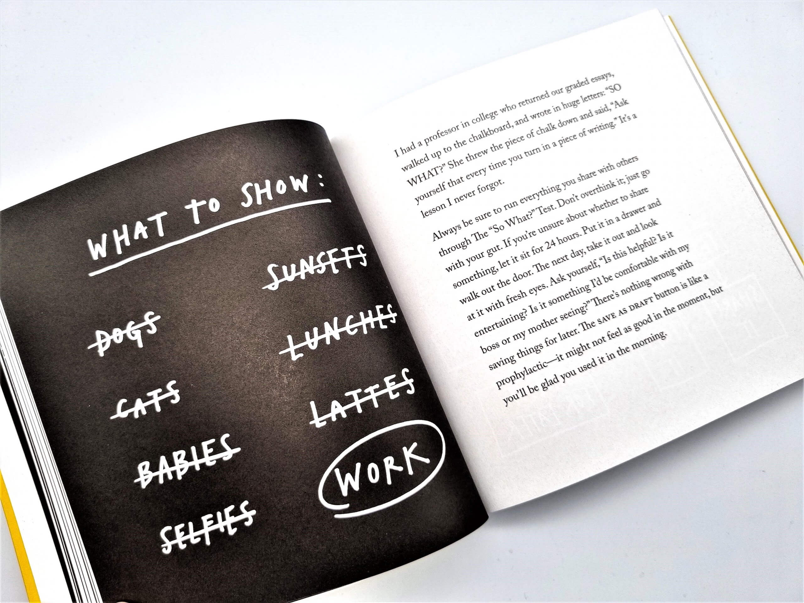Show Your Work by Austin Kleon - Book Review - The Logo Creative (9)