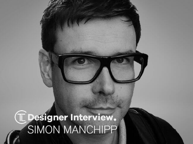 Designer Interview With Simon Manchipp