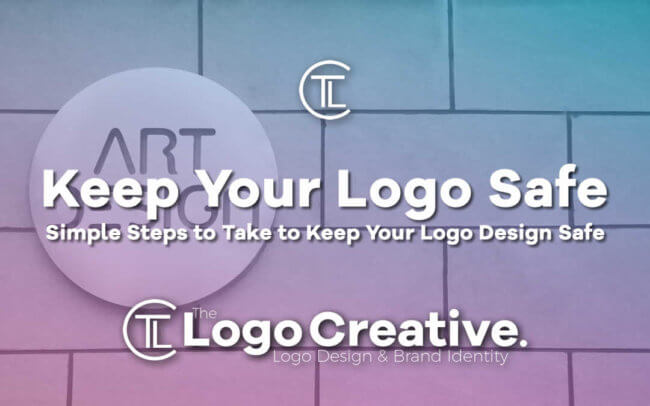 Simple Steps to Take to Keep Your Logo Design Safe