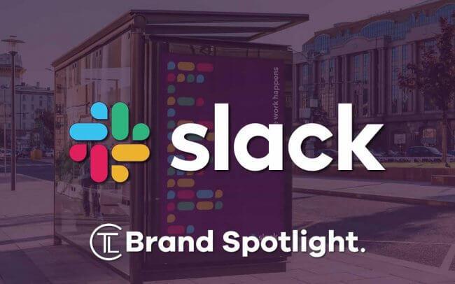 Slack Brand Spotlight - The Logo Creative
