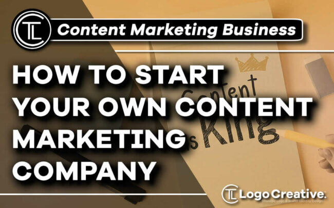 Starting Your Content Marketing Company