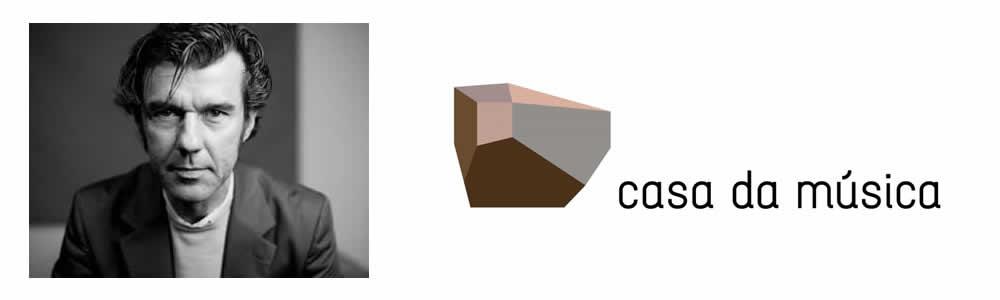 Stefen Sagmeister - casa-da-musica Logo - Famous Logo Designers and Their Distinctive Style