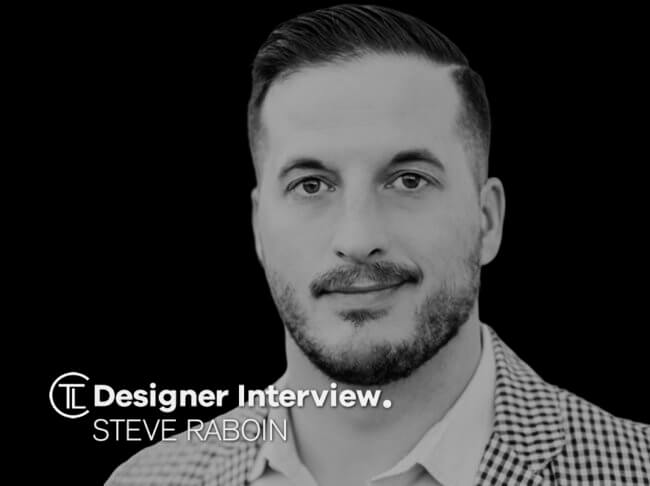 Steve Raboin Designer Interview