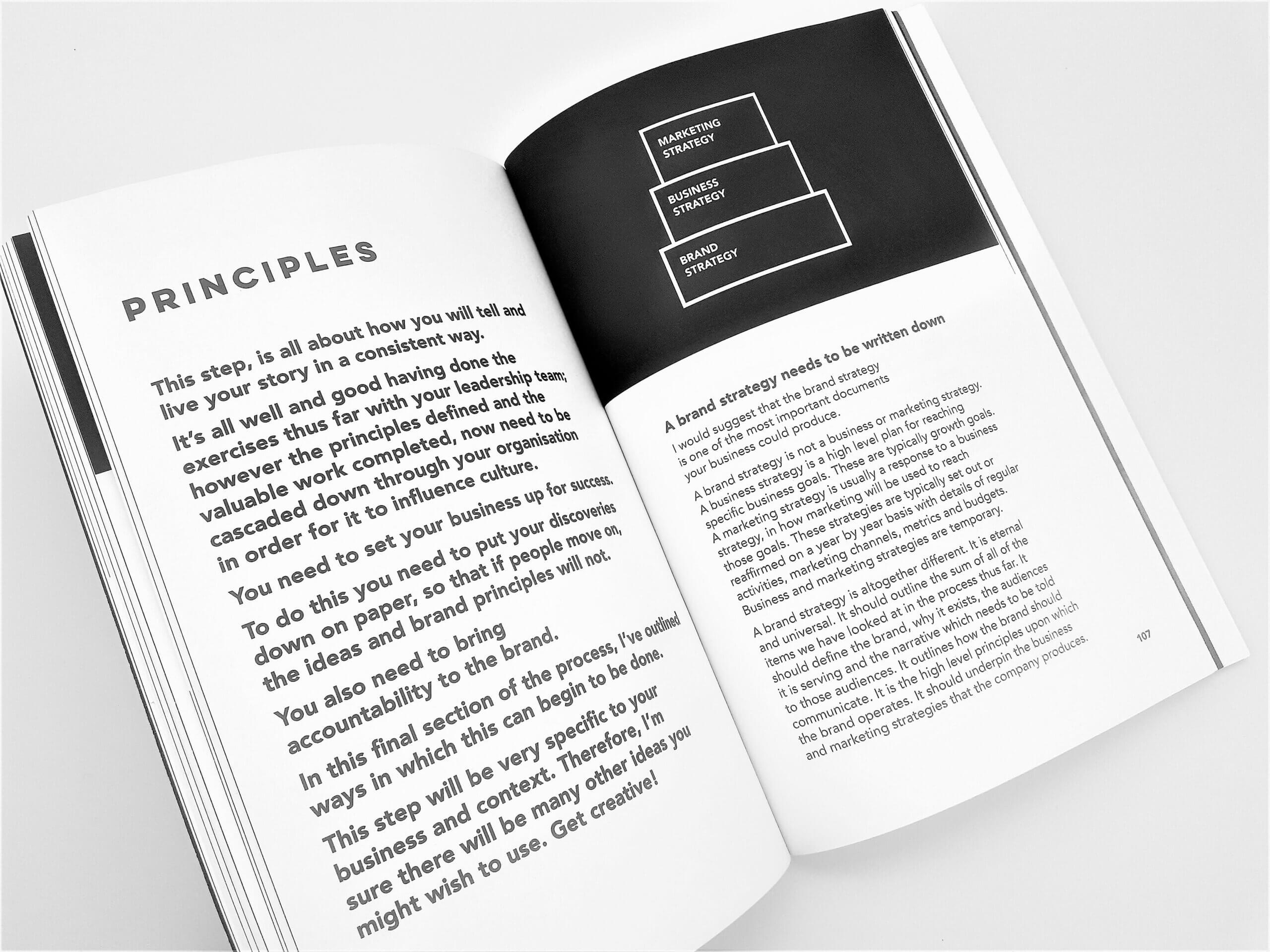 Storyategy by Matt Davis 10- The Logo Creative Book Review