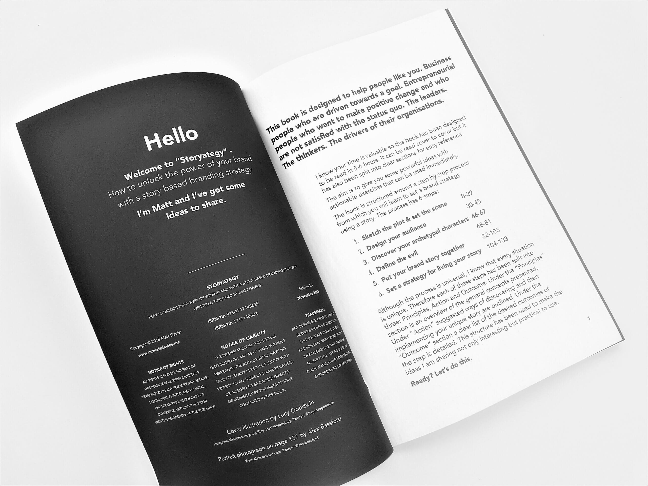 Storyategy by Matt Davis 3 - The Logo Creative Book Review