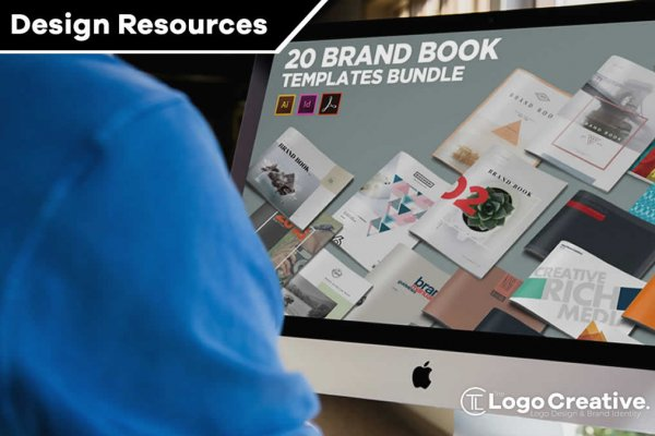 Style Guide & Brand Book Templates