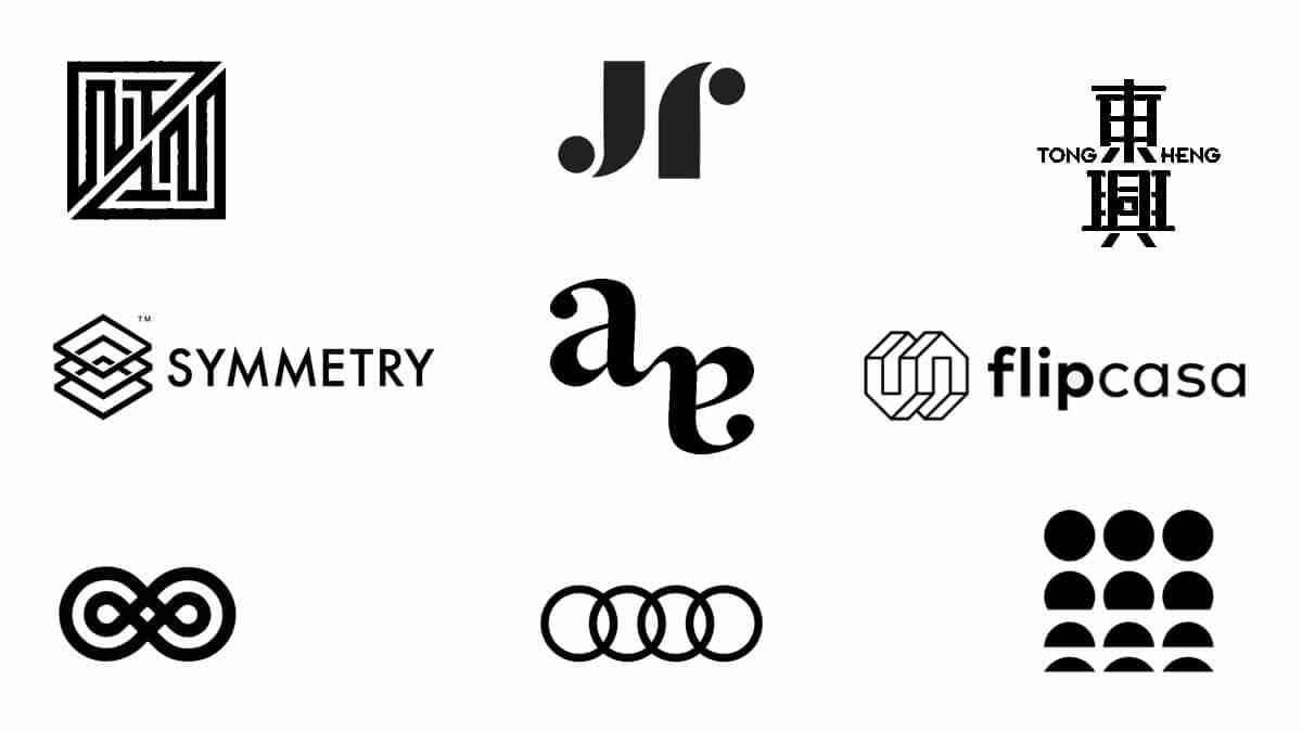 Symmetrical, Symmetric, Symmetry Logo Design 2021