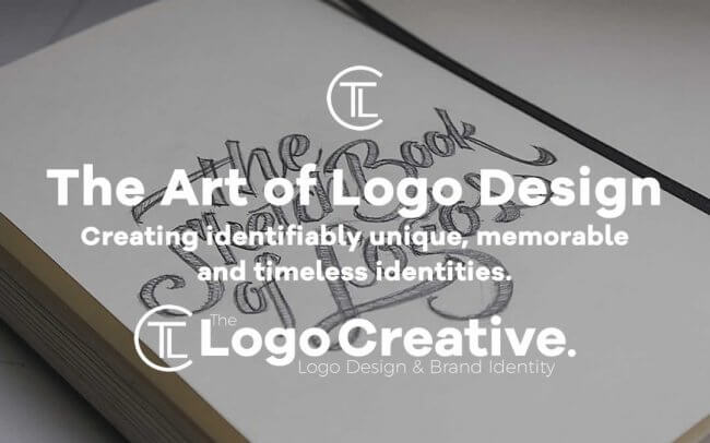 The Art of Logo Design - Creating identifiably unique, memorable and timeless identities.