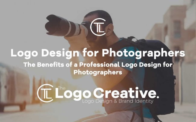 The Benefits of a Professional Logo Design for Photographers - Logo Design Tips