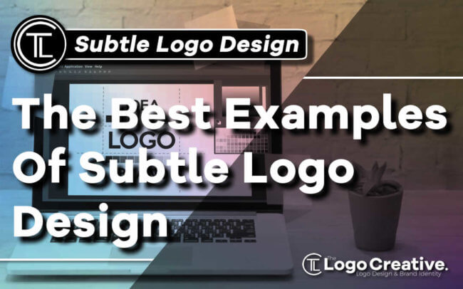 The Best Examples Of Subtle Logo Design