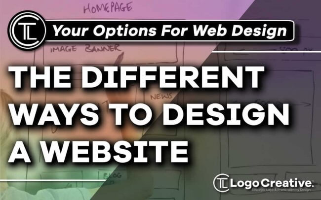 The Different Ways to Design a Website