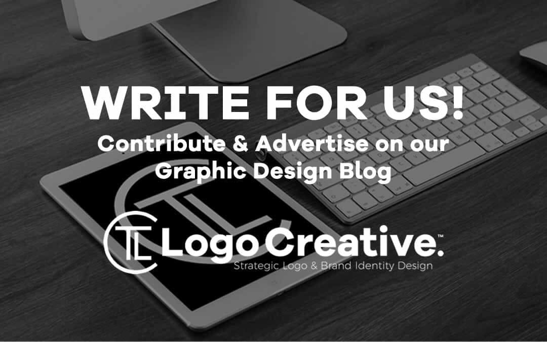 The Logo Ceative - Contribute & Advertise on Our Graphic Design Blog
