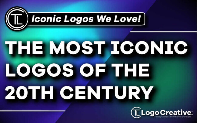 The Most Iconic Logos of The 20th Century