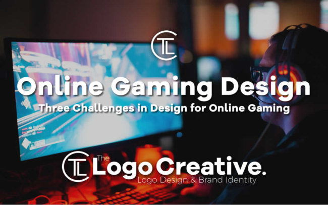 Three Challenges in Design for Online Gaming