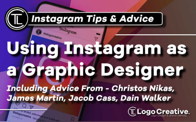 Tips to Use Instagram as a Graphic Designer