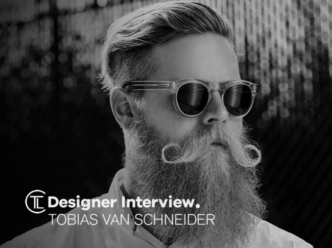 Designer Interview With Tobias van Schneider