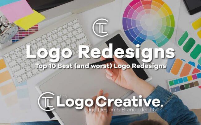 Top 10 Best (and worst) Logo Redesigns